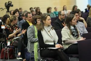 Nachhaltigkeitsforum auf der BioFach 2012